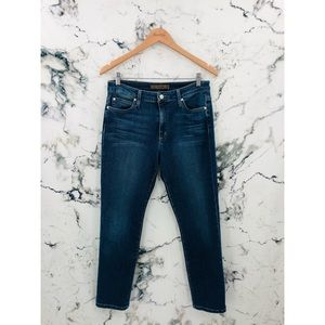 Joes Jeans The Kass High Rise Slim Straight Ankle